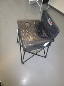 Chaise haute pour camping