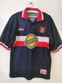 Sunderland fc away shirt 1997-1999 Lambtons