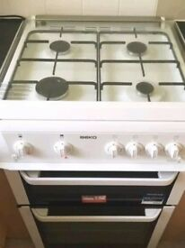 BEKO 60 cm GAS COOKER IN BRAND NEW CONDITION DELIVERY AVAILABLE