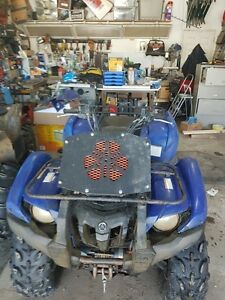 2007 yamaha Grizzly 700 Power steering