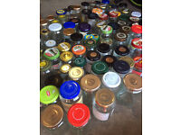 Job Lot Used Jars With Lids 95 Jars For Preserves Or Crafts