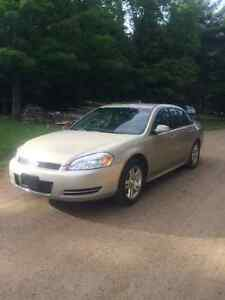 2012 Chevrolet Impala Berline LS