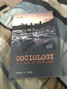 Sociology as a Life or Death Issue Textbook