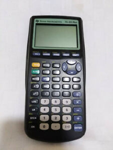 TI-83 Graphing Calculator for SALE!!!