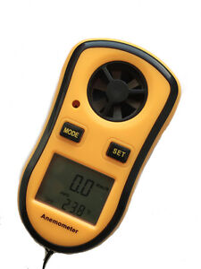 For sale Anemometer (wind speed)mint