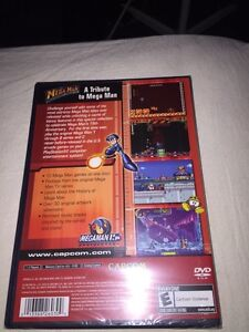 Megaman anniversary collection brand new sealed ps2 London Ontario image 2