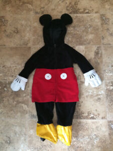 24 Months Mickey Mouse Costume