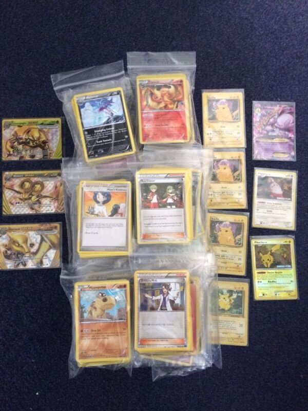 Giant Pokemon card job lot 1700+ cards | in Weston-super-Mare ...