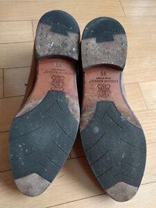 Quality Dress Shoes (Antonio Maurizi) black and brown pairs Kitchener / Waterloo Kitchener Area image 5