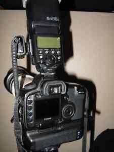 Canon 5D Camera with Accessories