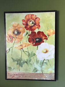 Canvas painted pictures