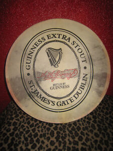 GUINESS EXTRA STOUT DRUM