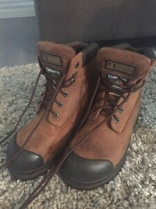 JB Goodhue steel toe safety boots
