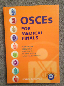 Osce kijiji in toronto gta buy sell save with canadas 1 osces for medical finals excellent condition fandeluxe Image collections