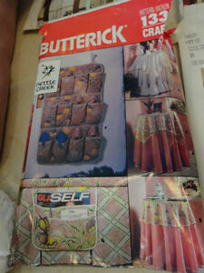 Drape or Table Cloth Material, Accessories &Instructions All $14 Kitchener / Waterloo Kitchener Area image 5