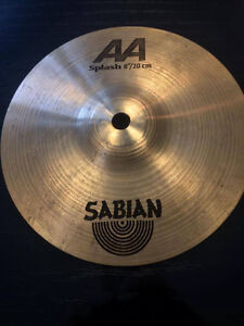 Five TOP Quality Sabian Cymbals
