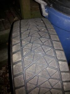 2 tires like new