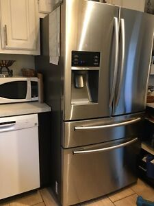 Frigidaire samsung stainless