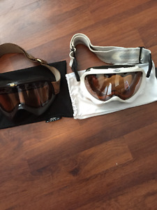 SKI/SNOWBOARD Oakley and Dragon Goggles (Together or Separate)