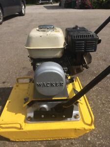 Tamper Compactor Wacker Neuson,Tamper