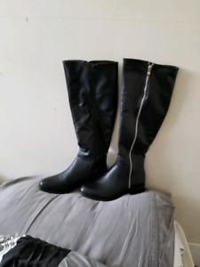 Ladies Tall Boots