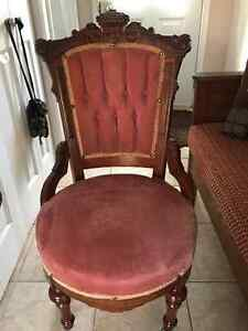 Antique Parlour Chair/Nursing Chair