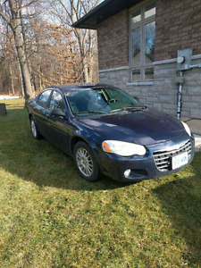 Chrysler Sebring Part out or Selling whole