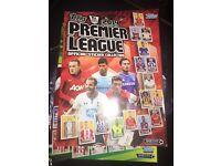 Premier League Sticker Collection 2014/15&16
