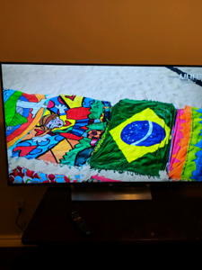 """55"""" sony xbr x850d 4k android like new"""