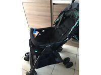 2 pushchairs,prams,strollers for sale