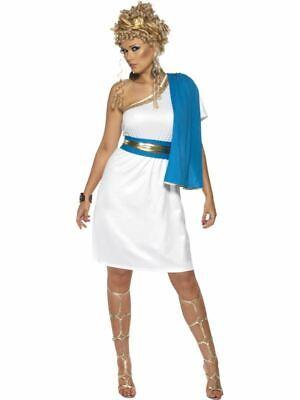 Römische Schönheit Damen Kostüm Antike Griechisch Toga Erwachsene - Römische Toga Kostüm