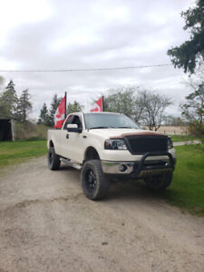 Lifted 2008 F150 SUPER CLEAN TRUCK