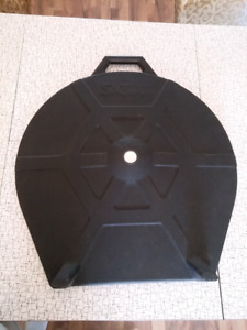sabian cymbals case for drum kit set