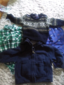 Boy size 2 1.50 each or all for 5 dollars
