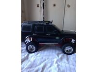 Land Rover r/c rechargeable