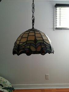 luminaire de cuisine ou ilot ou de table de cuisine en verre