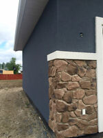 STONE  -  STUCCO  - REPAIRS - REMOVALS