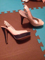 GUESS HEELS 8.5 ** PRICE REDUCED