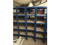 Warehouse Racking Shelving (49 units)