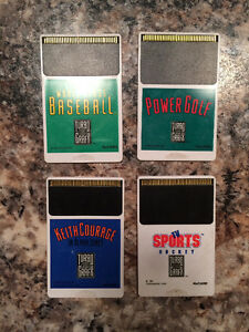 4 for $40 Turbografx 16 games