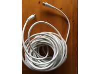 3m tv aerial coaxial cable