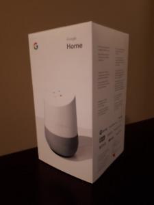 New Google Home
