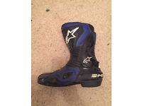 Alpinestars boots size