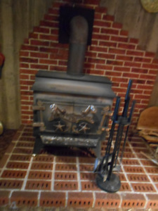 Wood Burning Stove - CSA approved