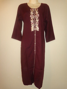 Kurti! Indian Tunics!! Long and short - S-4XL.