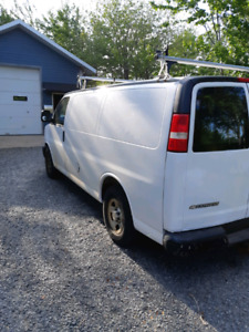 2007 Chevy express 1500