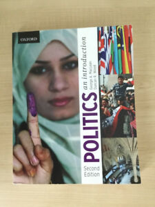 Political Science (Poli Sci) Textbook