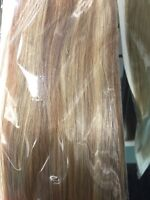 "Brand New Remy Clip-In Extensions 20"" - NEVER WORN"