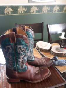 Botte country boulet