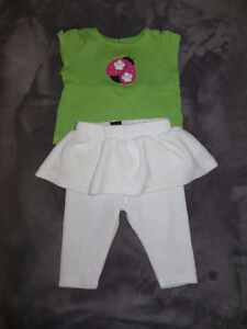 girls size 3-6 months 31 pieces of clothing page one Stratford Kitchener Area image 5